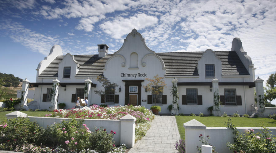 Chimney Rock Winery: Napa's Nod to South Africa